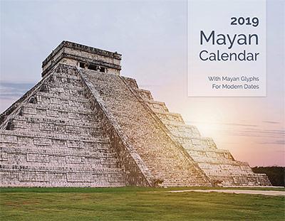 Calendario Maya 2020.2019 Mayan Calendar